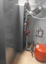Instalace BioClass HM